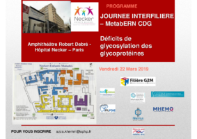 CDG Syndrome 22 Mars 2019