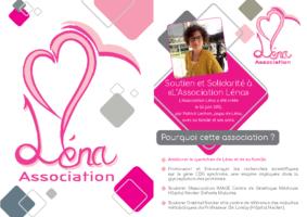 Plaquette Association LÉNA 2020