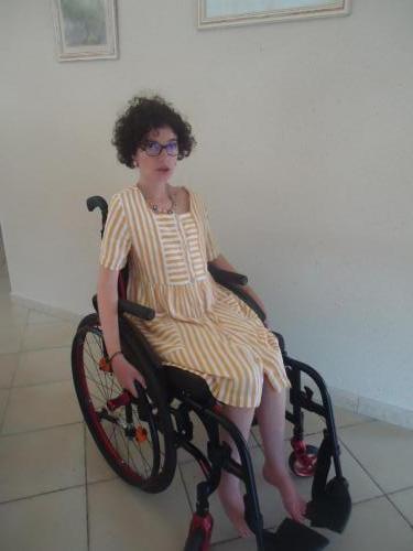 2018 - Achat d'un fauteuil manuel : 2519,90 €