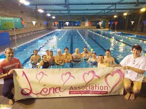 Le Club des nageurs du Brivet - 800 €